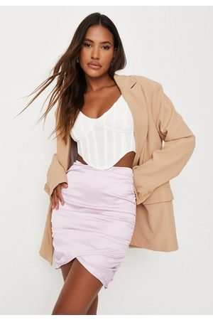 Missguided Women Camisoles - Strappy Corset Top