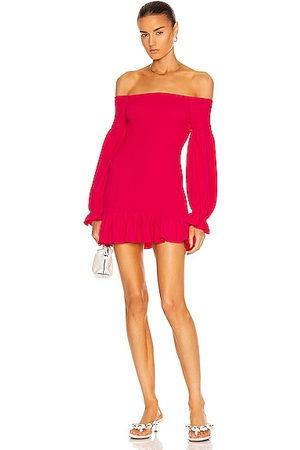 ATOIR The Ayla Dress in Fuchsia