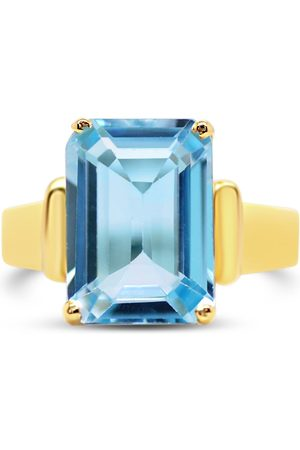 Women's Low-Impact Blue Silk Treasure Island Gem Bazaar Jewellery
