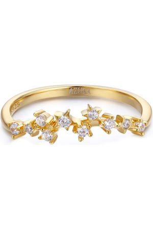 Azura Jewelry Women Rings - Starry Night Yellow Ring
