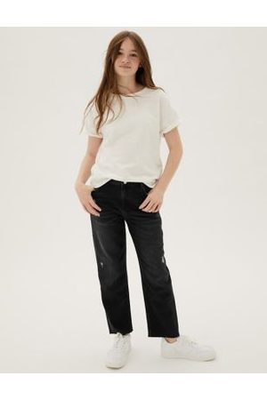 Straight Denim Jeans (6-16 Yrs)