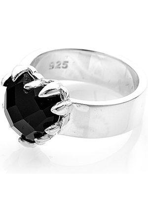 Stolen Girlfriends Club Women Rings - Love Claw Ring Onyx