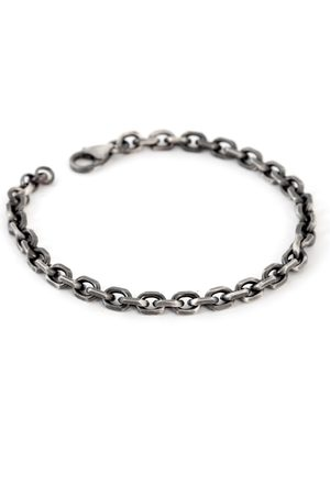 Tomerm Jewelry Sterling Chain Bracelet