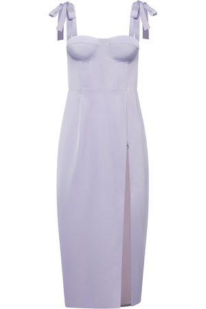 Women Bodycon Dresses - Women's Pink/Purple The Holly Dress Medium PsyCo