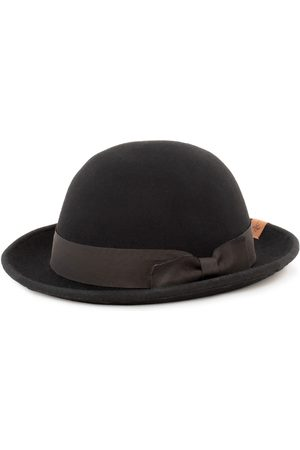 Men Hats - Men's Artisanal Cotton London - Bowler Style Fine Felt Urban Hat Small Elegancia Tropical Hats