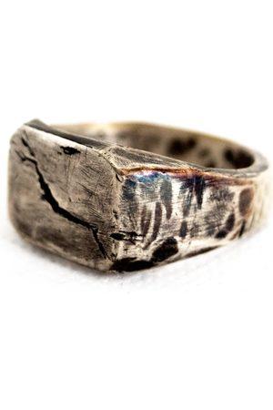 Men's Artisanal Silver Thor LEF jewelry