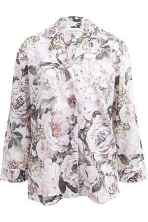 Women Pajamas - Women's Low-Impact Cotton Emily Organic Pyjama Shirt Medium Wallace Cotton