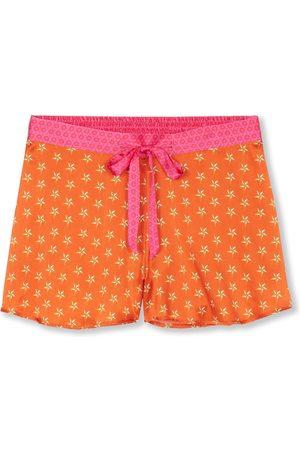Women Pajamas - Women's Silk Pyjama Shorts - Lucy's Stars' XS Jessica Russell Flint