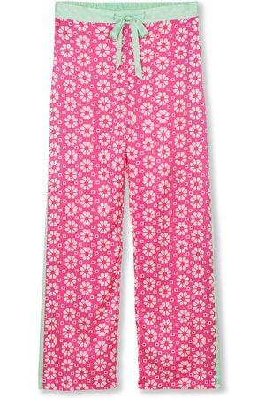 Women Pajamas - Women's Silk Pyjama Bottoms - Carmelita Small Jessica Russell Flint