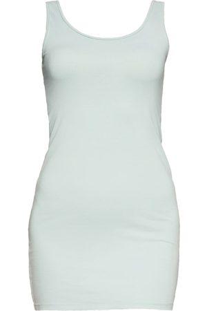 Women Party Dresses - Women's Green Cotton Avani Mini Dress Organic Medium Coco & Kandy