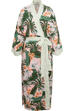 Women Kimonos - Women's Artisanal Cotton Valencia Kimono Chillax