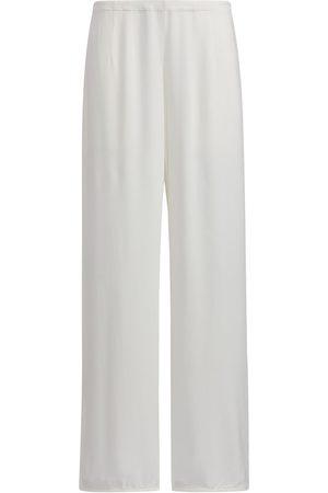 Women Sweats - Women's White Sleep Pants Large SoL