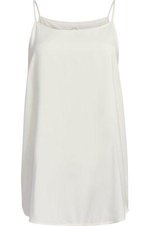 Women Sweats - Women's White Sleep Cami Large SoL