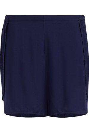 Women Pajamas - Women's Blue Sleep Shorts Large SoL