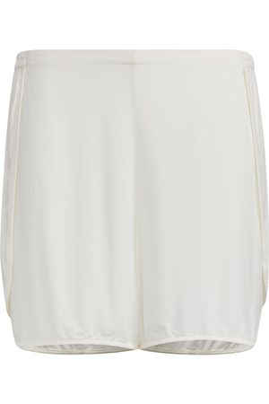 Women Pajamas - Women's White Sleep Shorts Large SoL