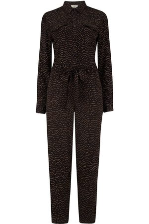 Women Jumpsuits - Women's Non-Toxic Dyes Black Charlie Boilersuit - , Mini Dash XL Sugarhill Brighton