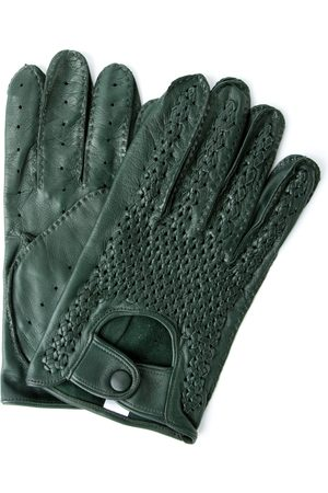 Men's Green Leather Amalfi Homme - Hunter 9in Primo Luxe