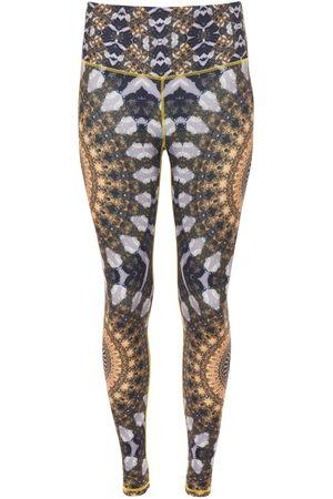 Women's Recycled Golden Noor Legging Small Wolven