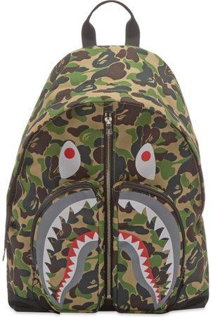 AAPE BY A BATHING APE ABC Camo Shark Daypack