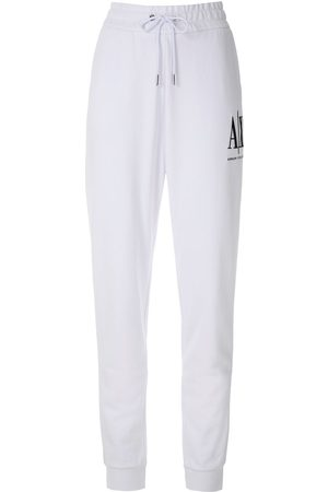Armani Women Sweatpants - Logo track pants
