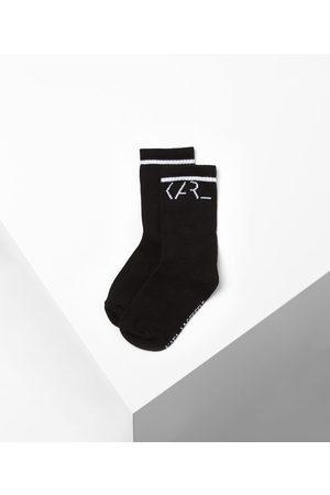 Karl Lagerfeld Kids Karl Logo Sock