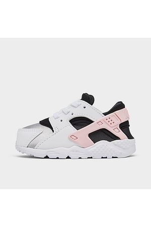 Nike Girls' Toddler Huarache Run Casual Shoes in / Size 4.0 Spandex/Plastic