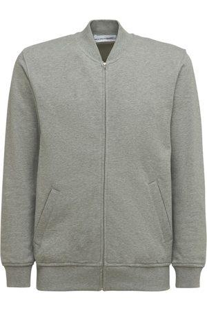 Comme des Garçons Kaws Printed Cotton Fleece Sweatshirt