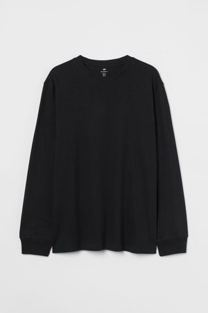 H&M Relaxed Fit Jersey Shirt