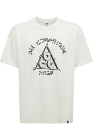 Nike Men T-shirts - Acg Printed T-shirt