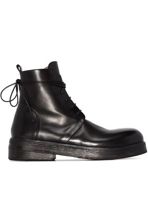 MARSÈLL Men Lace-up Boots - Zuccolona lace-up boots