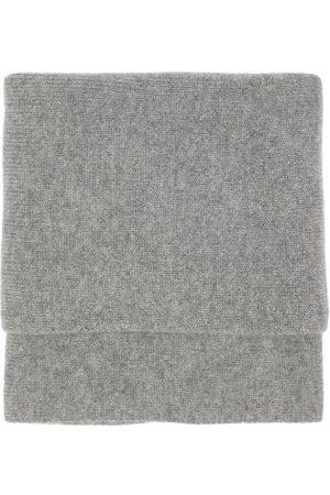 Totême Cashmere Snood - Womens - Light Grey