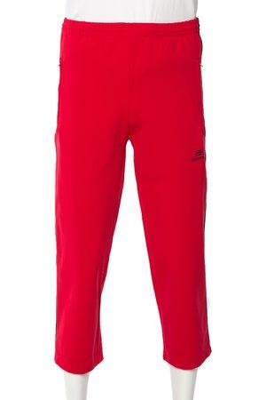 Balenciaga Knit Contrast Trim Ankle Length Track Pants S