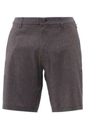 "Lululemon Commission Classic 9"" Ventlight™ Shorts - Mens - Grey"