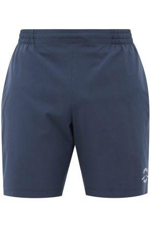 "Iffley Road Men Sports Shorts - Seaford 8"" Recycled-fibre Shorts - Mens - Navy"