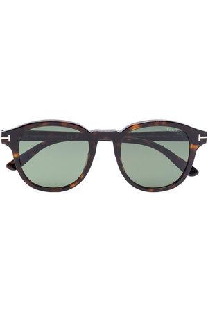 Tom Ford Jameson round-frame sunglasses