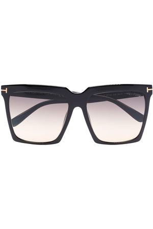 Tom Ford Women Square - Sabrina square-frame sunglasses