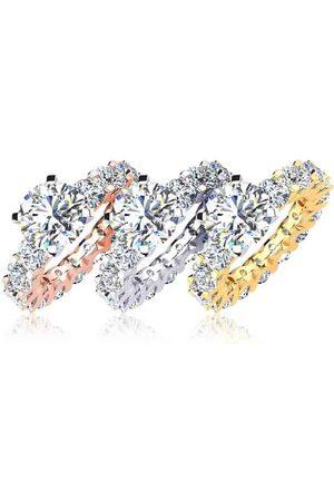 SuperJeweler Diamond Eternity Engagement Rings. 4 to 9.5