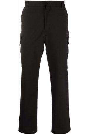 Karl Lagerfeld Men Cargo Pants - Slim-cut cargo trousers