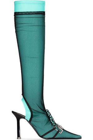 Ancuta Sarca 95mm knee-high boots