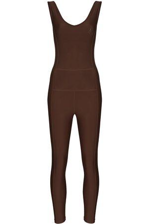 Abysse Women Jumpsuits - Kai sleeveless scoop neck jumpsuit