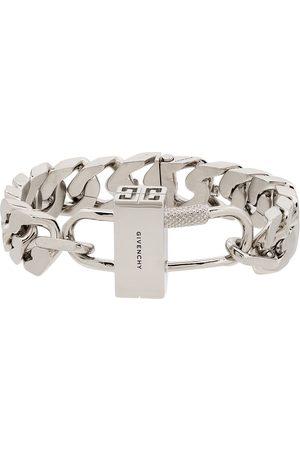 Givenchy G-Chain padlock bracelet
