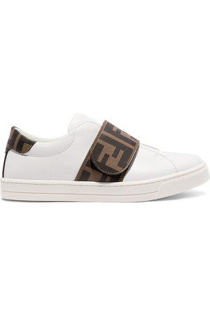 Fendi Kids Sneakers - UNISEX LT SNKR SLP ON W FF LO