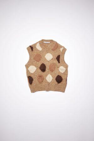 Acne Studios FN-MN-KNIT000277 /multi Dot sweater vest