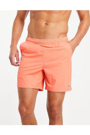 ASOS 4505 swim shorts in slim fit-Blues