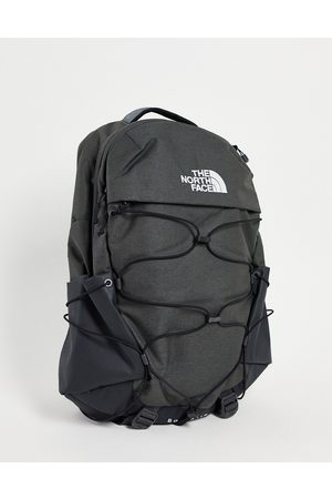 The North Face Borealis backpack in dark -Grey