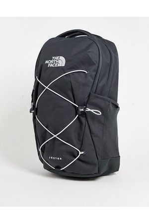 The North Face Jester backpack in dark -Grey