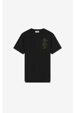 KENZO Short Sleeve - We better act now' T-shirt