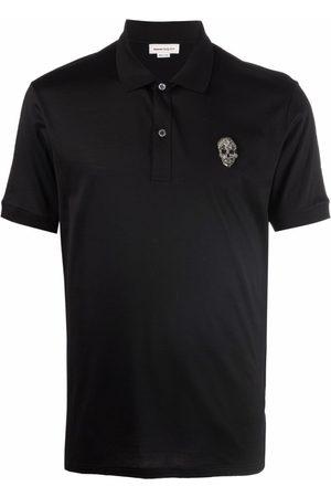 Alexander McQueen Skull Polo Shirt