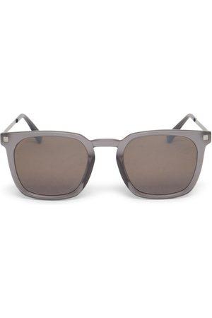 MYKITA Borga Square Sunglasses Matte Smoke