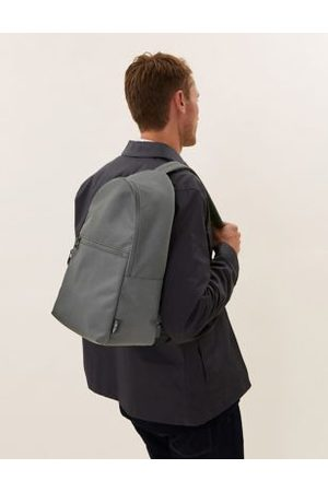 Marks & Spencer Men Rucksacks - Recycled Pro-Tect™ Scuff Resistant Backpack